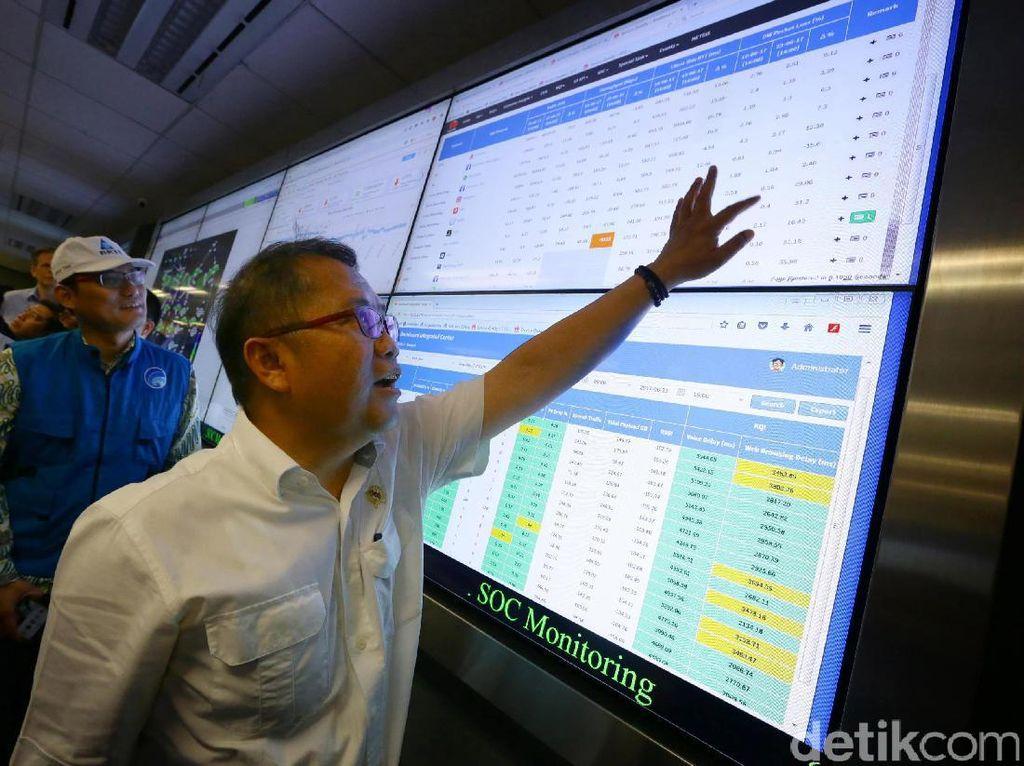 Jelang Lebaran, Kominfo Pantau Kelancaran Layanan Operator