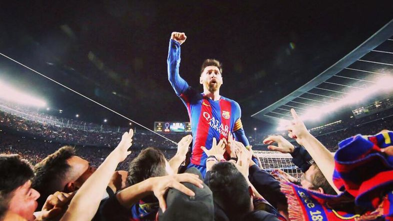 Momen-momen Terbesar Birthday Boy Lionel Messi