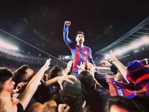 Momen-momen Terbesar Birthday Boy Lionel Messi