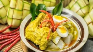 Mau Makan Ketupat Enak Tanpa Repot? Mampir Saja ke 4 Restoran Indonesia Ini