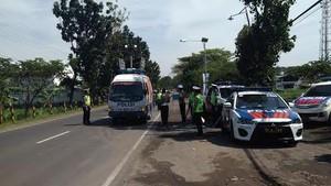 Kecelakaan Tewaskan 6 Orang di Probolinggo, Polisi Gelar Olah TKP