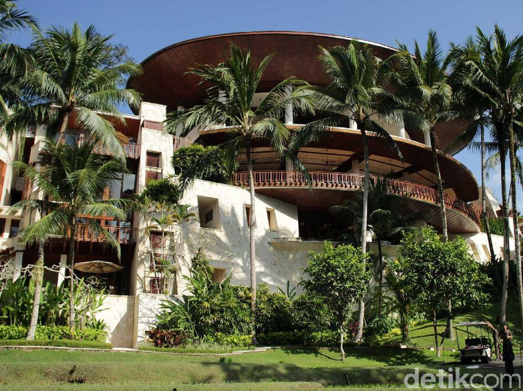 Foto: Resort Mewah Kim Kardarshian di Bali