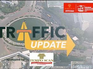 Traffic Update: Magelang-Semarang Padat, Garut-Tasik Lancar