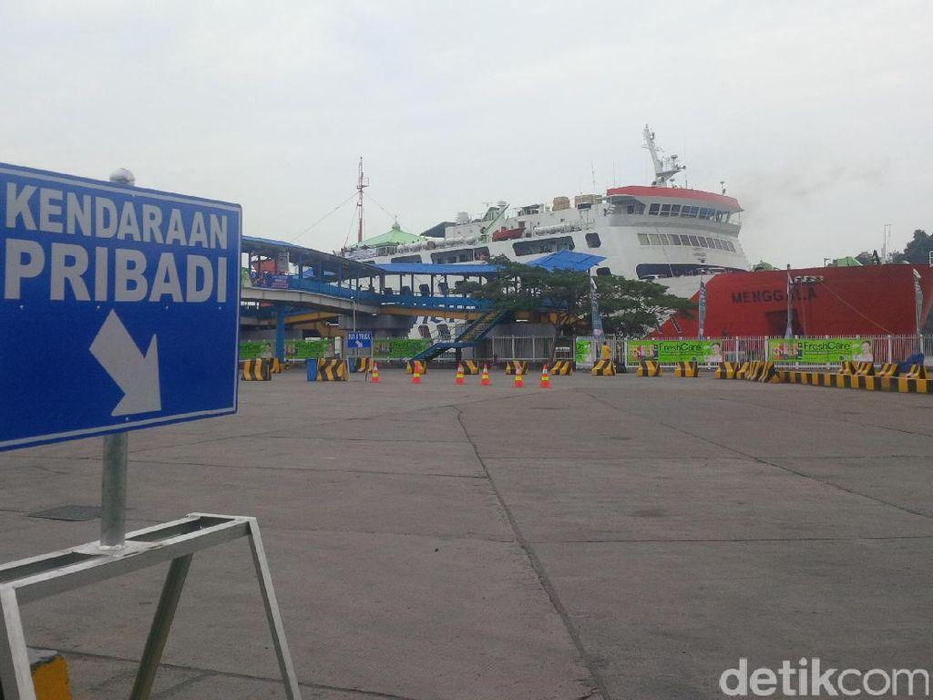 ASDP Tambah 27 Loket Kendaraan di Pelabuhan Merak