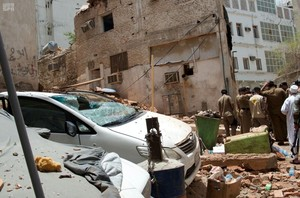 Serangan Bom Bunuh Diri di Masjidil Haram Berhasil Digagalkan