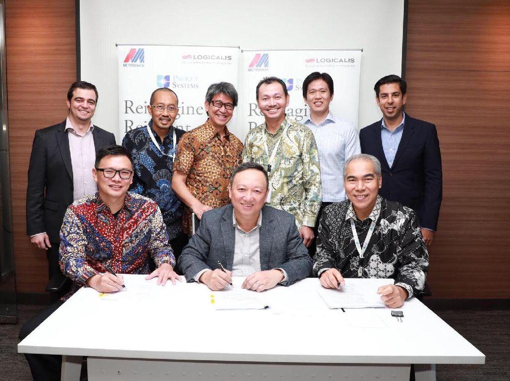 Logicalis Bareng Metrodata Caplok Partner Cisco di Indonesia