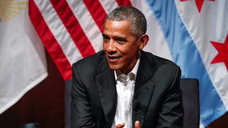 Barack Obama (Foto:Detikcom)
