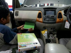 Berlama-lama Dalam Mobil Saat Macet, Berbahaya?