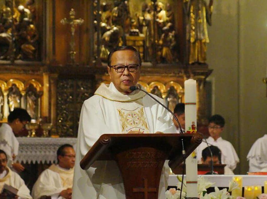 Cerita Mgr Ignatius Suharyo Kaget Ditunjuk Paus Jadi Kardinal