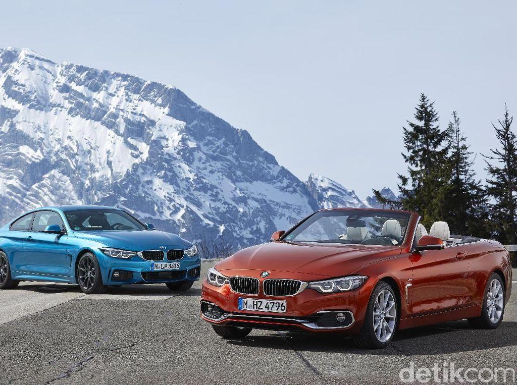 BMW Seri 4 Meluncur di Indonesia