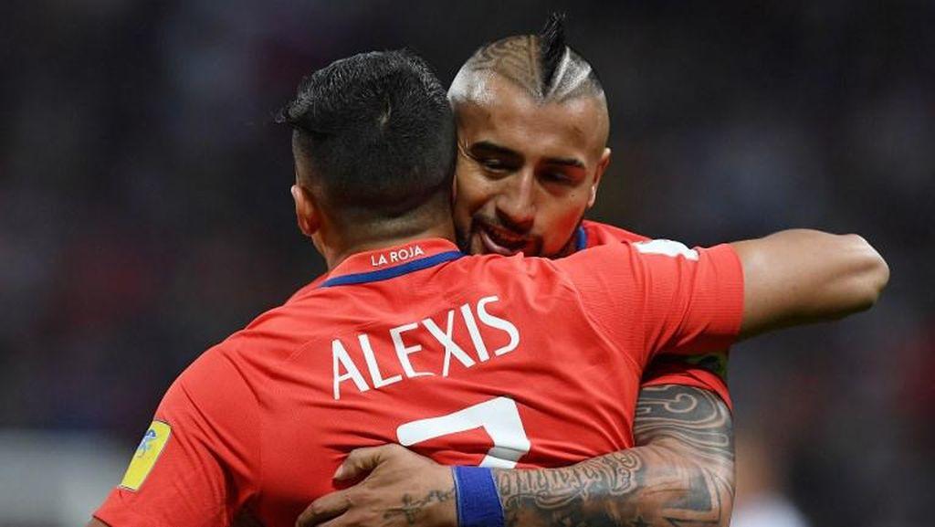 Vidal Berharap Sanchez Bergabung Bayern