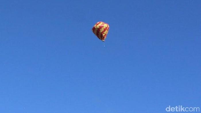 Solusi AirNav agar Tradisi Balon Udara Tak Bahayakan Penerbangan