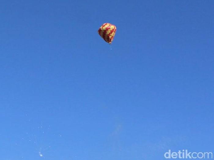 33 Pilot Lapor ke AirNav soal Balon Udara di Langit Jateng