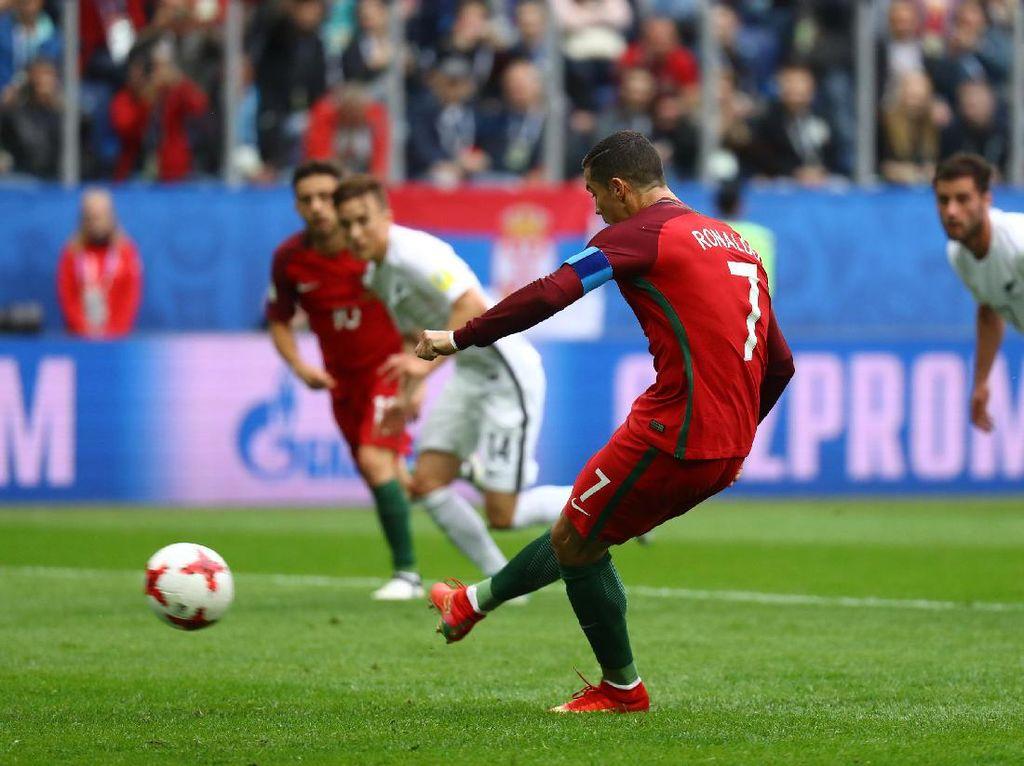 Ronaldo Masih Tancap Gas
