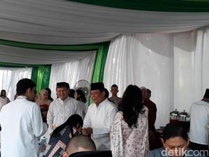 Usai Salat Id, Wakapolda Halalbihalal di Mapolda Metro Jaya