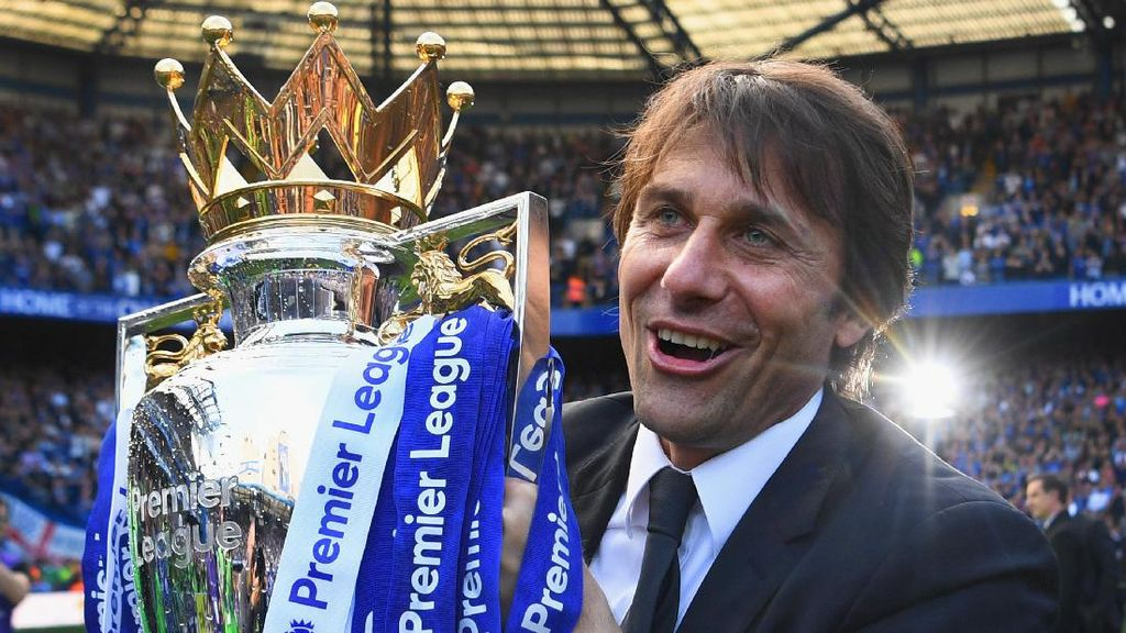 Conte: Chelsea Favorit di Premier League Musim Depan