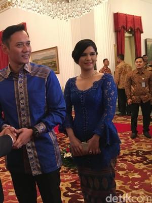 Luncurkan Yudhoyono Institute, AHY: Terima Kasih Jokowi