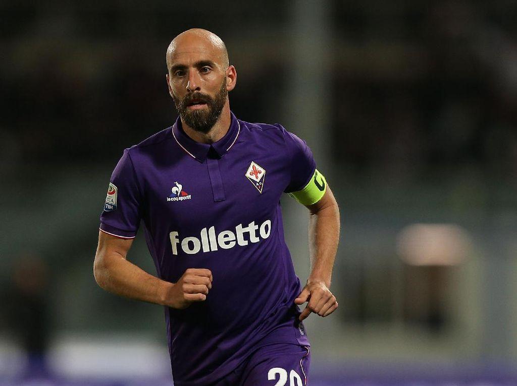 Inter Dapatkan Borja Valero