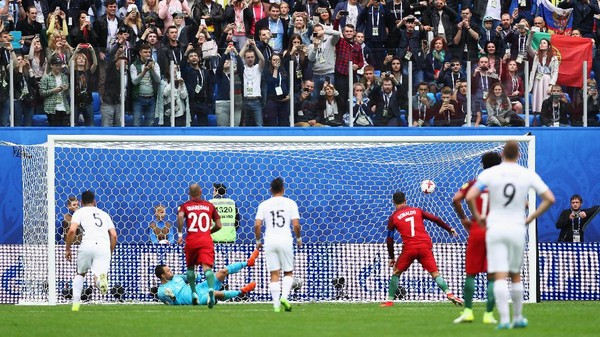 Hantam Selandia Baru 4-0, Portugal Juara Grup A