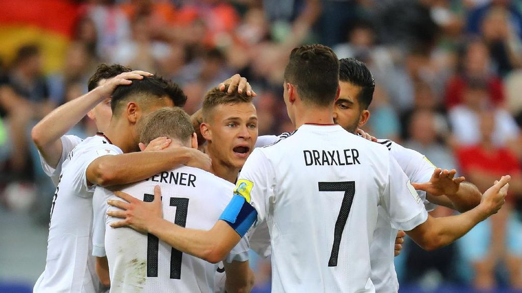 Lolos ke Semifinal, Jerman Jadi Juara Grup Usai Kalahkan Kamerun