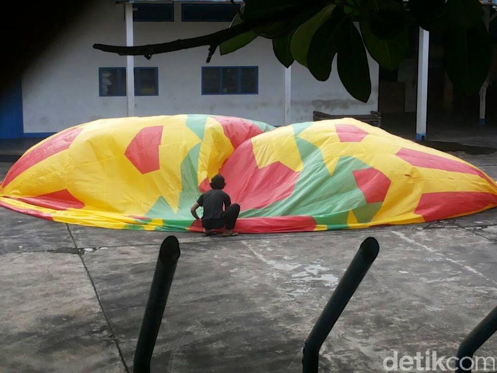 Terbangkan Balon Udara Membahayakan Pesawat, Pelaku Bisa Ditindak
