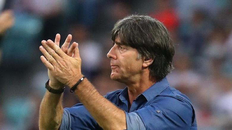Dapat Kontrak Baru, Loew Latih Jerman Hingga 2022