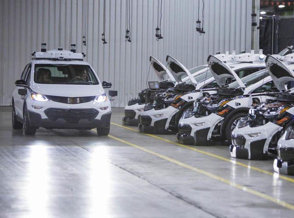 Chevrolet Produksi Mobil Otomatis
