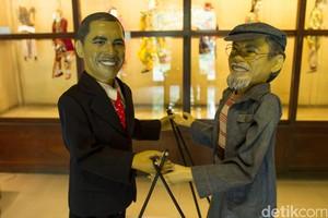 Obama Mampir Dong, Ada Kembarannya Nih di Museum Ini