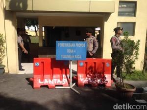 3 Tersangka Penyerangan Mapolda Sumut Dibawa ke Jakarta