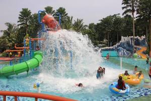 Kamu yang Mudik ke Bogor, Yuk Basah-basahan di The Jungle Waterpark
