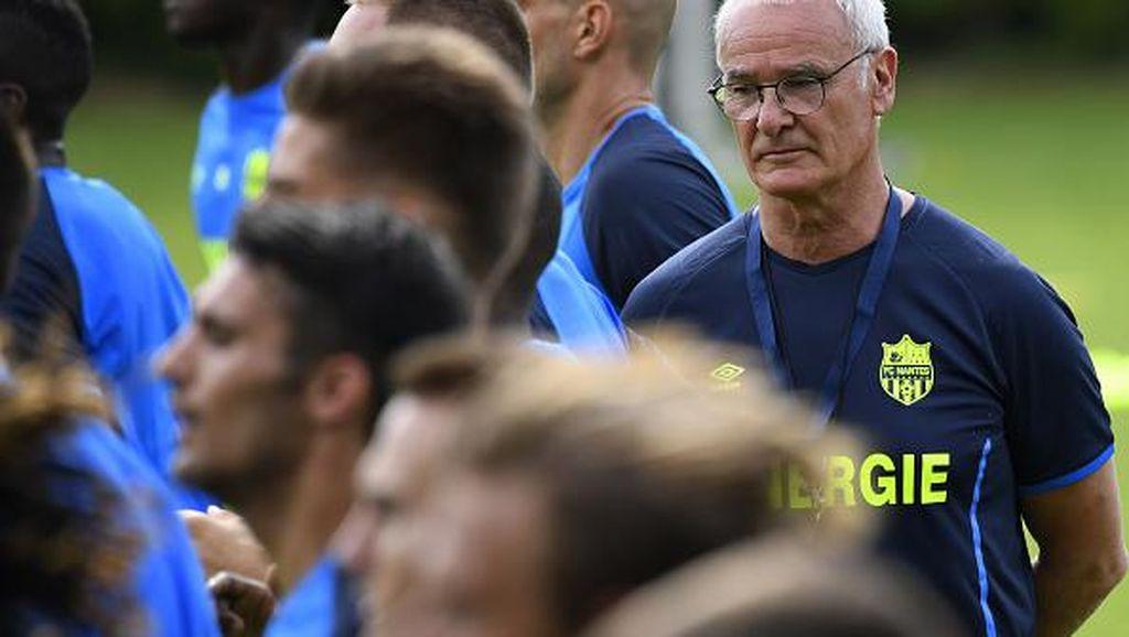 Buka Babak Baru di Nantes, Ranieri Ingin Lupakan Leicester