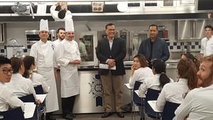 Chef Degan Akan Tampilkan Kuliner Indonesia di Le Cordon Bleu London