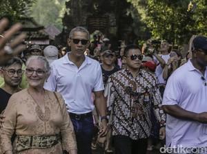 Setelah Bali, Obama Akan Liburan ke Yogyakarta Hari Ini