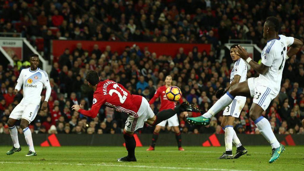 Mkhitaryan Ungkap Gol Penting dan yang Terindahnya Musim Lalu