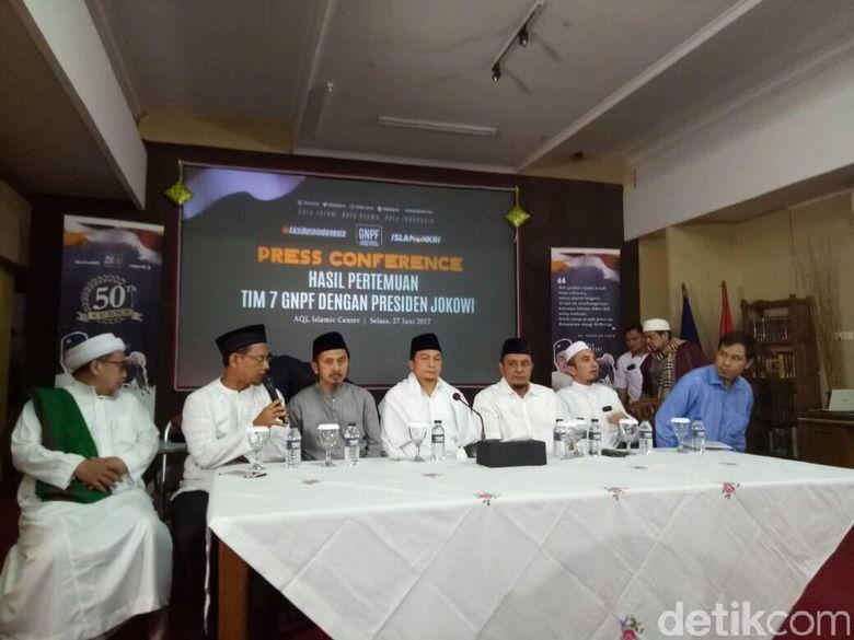 Sebelum ke Jokowi, Bachtiar Nasir Temui JK 3 Kali