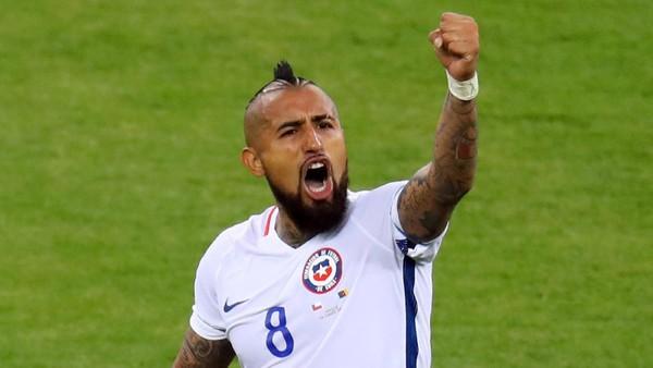 Vidal: Bagiku Ronaldo Tidak Ada