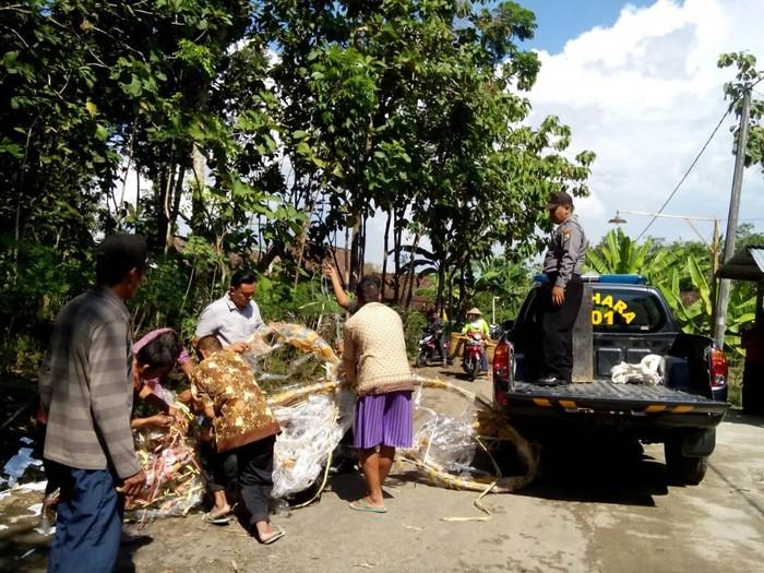 Balon Udara Melayang di Langit Ngawi, Ini Respon Lanud Iswahyudi