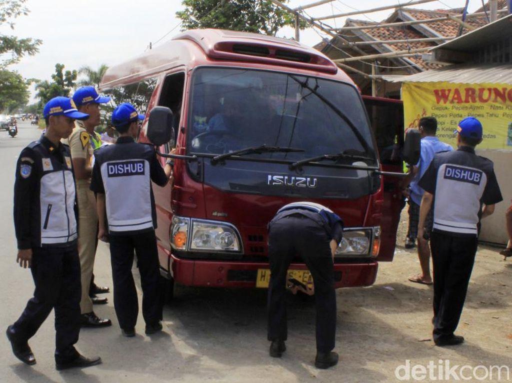 Pelanggaran Disiplin, 40 Pegawai Kontrak Dishub Bandung Diberhentikan