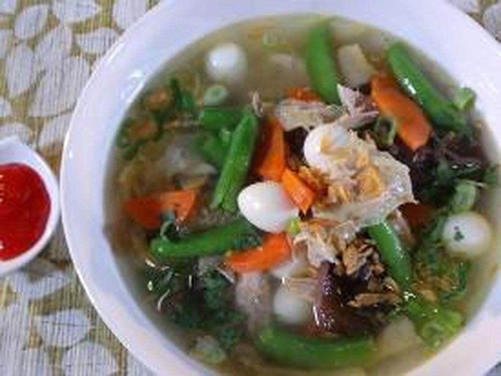 Resep Sup Kimlo yang Enak dan Gurih Untuk Makan Malam