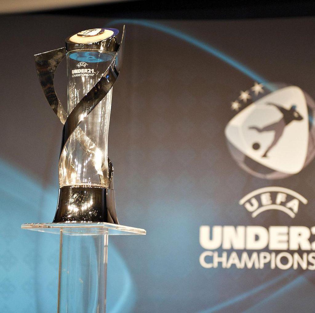 Final Piala Eropa U-21 Pertemukan Jerman dan Spanyol