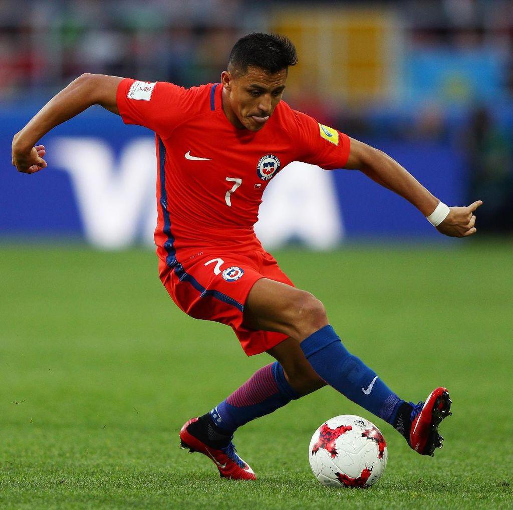 Alexis Sanchez Fokus Penuh ke Chile