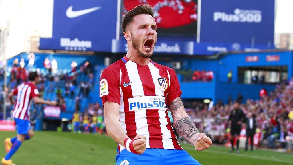 Saul Bayar Kepercayaan Atletico dengan Kesetiaan