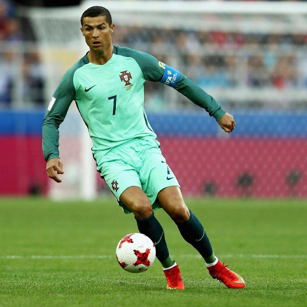 Misi <i>La Roja</i> Hentikan Ronaldo
