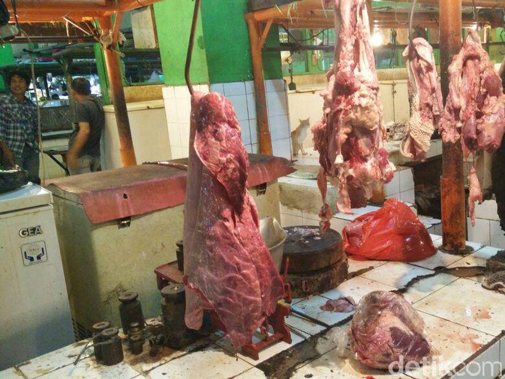 Masih Ada Pedagang Jual Daging Sapi Rp 120.000/Kg, Kok Bisa?
