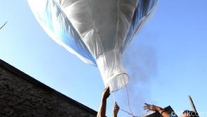 Kemenhub dan AirNav Indonesia Berencana Gelar Festival Balon Udara
