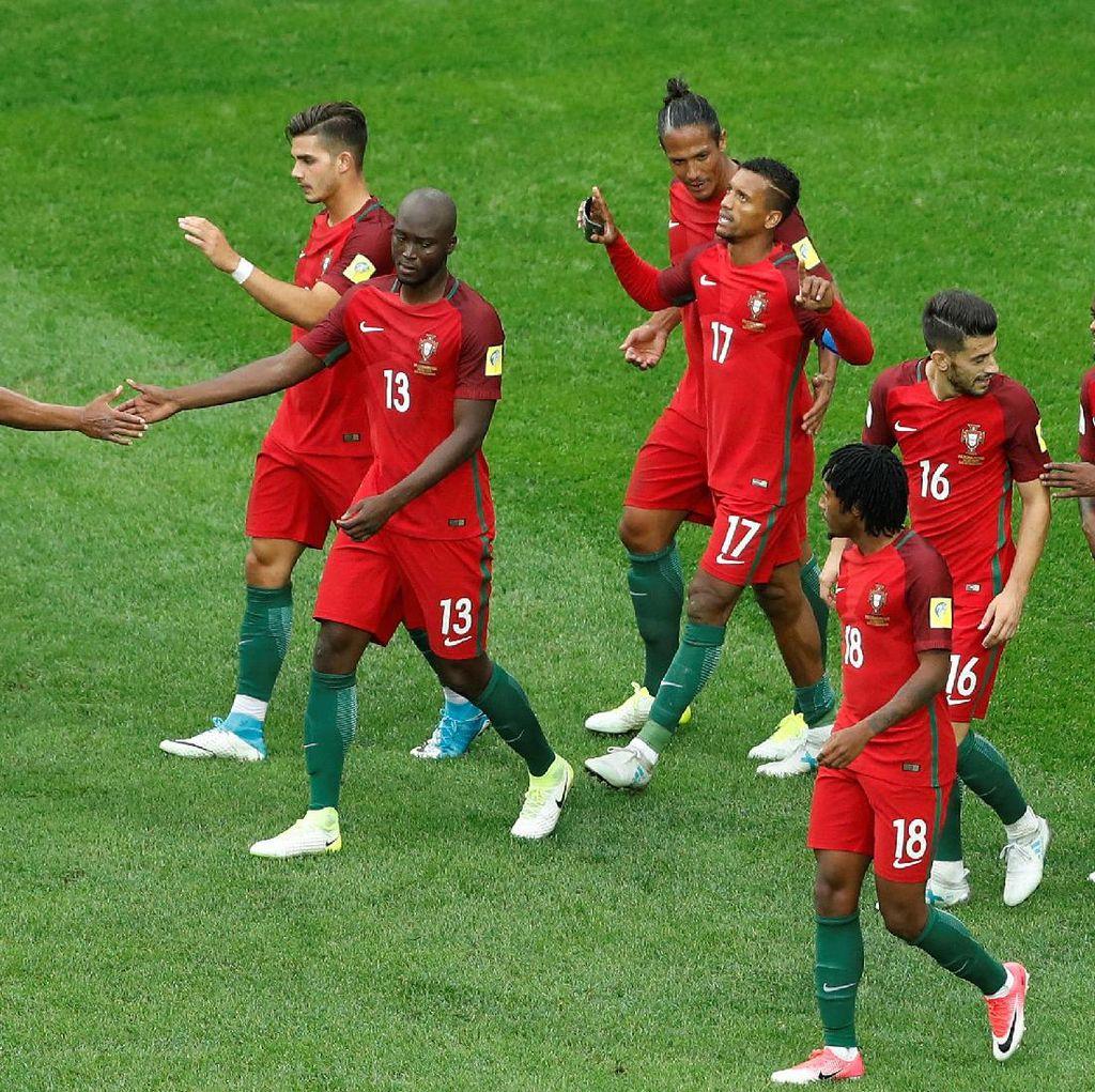 Para Pejuang Portugal Siap Bawa Timnasnya ke Final Lagi