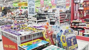 Promo Aneka Perlengkapan Sekolah di Transmart Carrefour