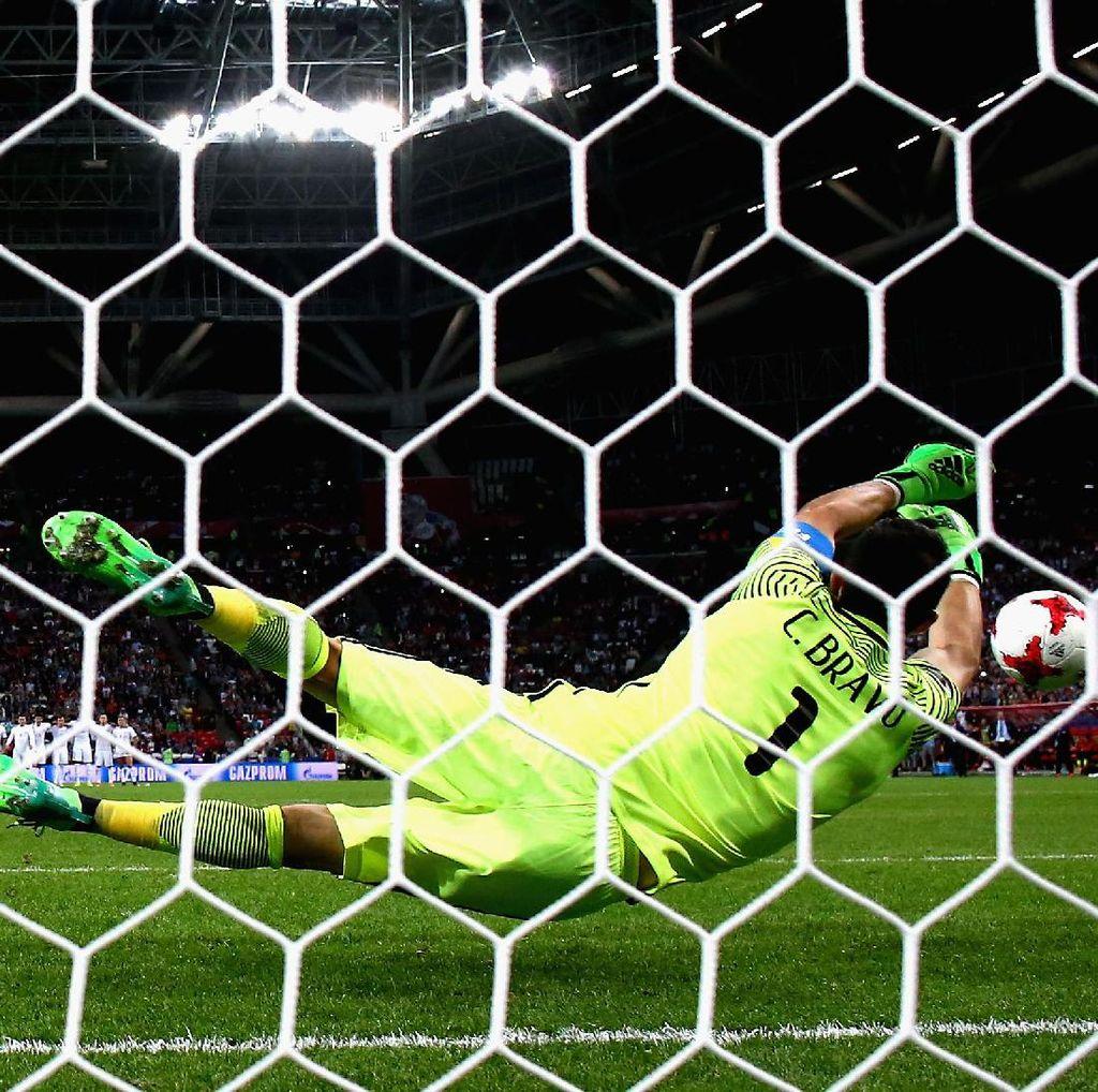 Puasnya Bravo Bisa Hentikan Juara Eropa