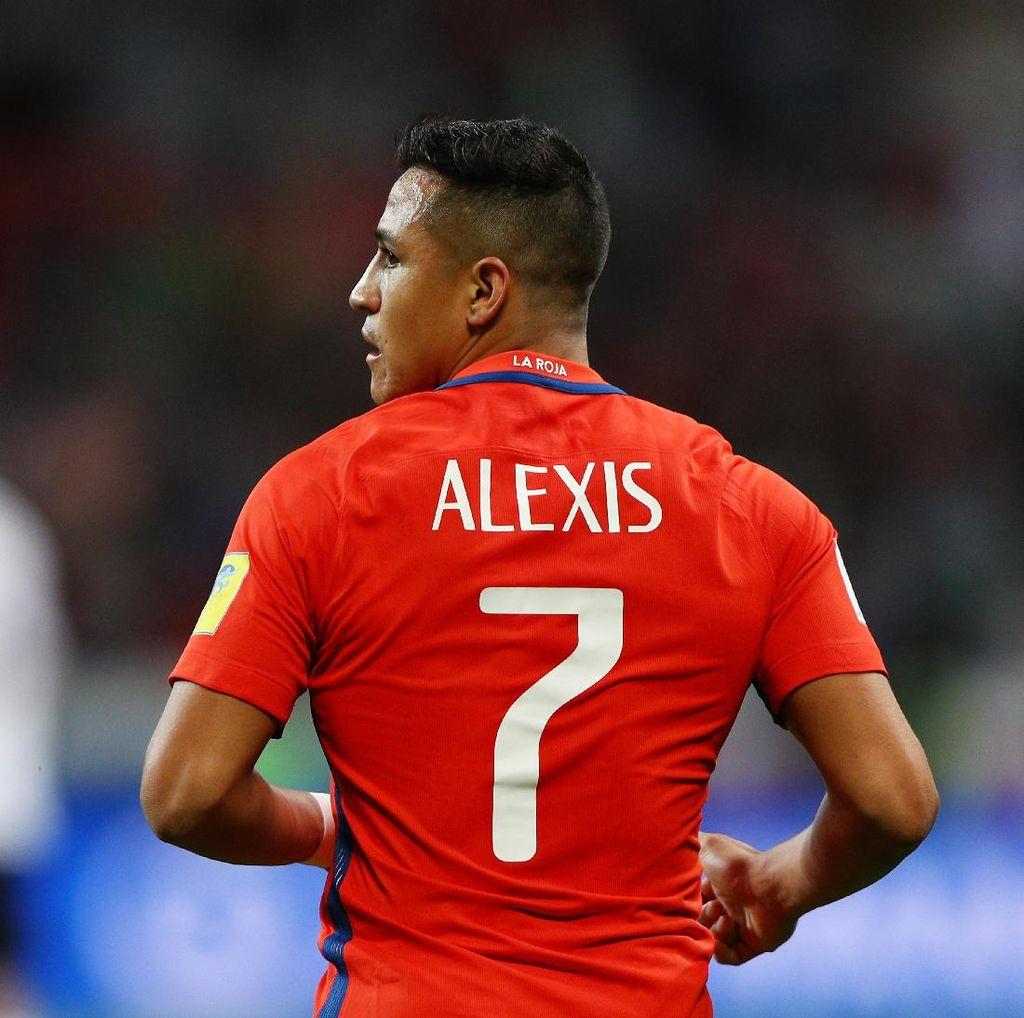 Bayern Isyaratkan Keluar dari Perburuan Alexis Sanchez