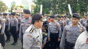 Antisipasi Teror, Polda Metro Tambah Senjata Personel di Lapangan